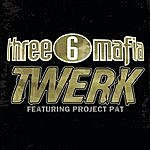 Three 6 Mafia Twerk (Featuring Project Pat)(Single)(Edited)