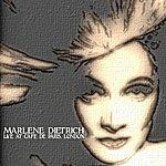 Marlene Dietrich Marlene Dietrich Live At The Café De Paris, London