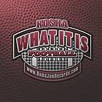 Kosha What It Is: Football (Single)