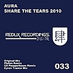 Aura Share The Tears 2010 (4-Track Maxi-Single)