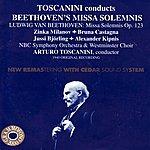 Arturo Toscanini Beethoven: Missa Solemnis, Op. 123