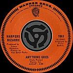 Harpers Bizarre Anything Goes / Malibu U. (Digital 45)
