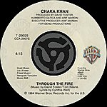 Chaka Khan Through The Fire / La Flamme (Digital 45)