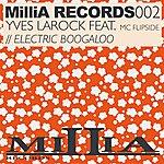Yves Larock Electric Boogaloo (3-Track Maxi-Single)