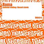 Roma Summer Ending / Desert Storm (2-Track Single)