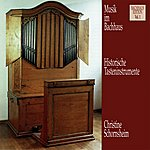 Christine Schornsheim Musik Im Bachhaus - Historische Tasteninstrumente