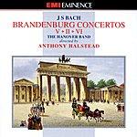 Anthony Halstead Bach: Brandenburg Concertos Nos.V/II/VI