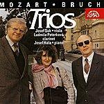 Josef Suk Bruch / Mozart: Trios For Clarinet, Viola And Piano
