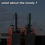 Michael Burkat What About The Lonely?