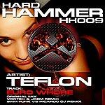 Teflon Euro Whore - EP