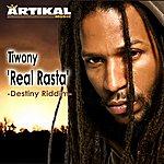 Tiwony Real Rasta/My Destiny Riddim (Single)