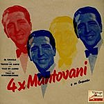 "Mantovani & His Orchestra Vintage Dance Orchestras Nº 99 - Eps Collectors, ""4 x Mantovani"""