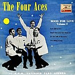 """The Four Aces Vintage Vocal Jazz / Swing Nº 59 - Eps Collectors, """"Mood For Love"""""""