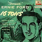 """Tennessee Ernie Ford Vintage Vocal Jazz / Swing Nº 62 - Eps Collectors, """"16 Toms"""""""