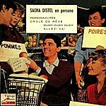 """Sacha Distel Vintage French Song Nº 67 - Eps Collectors, """"Personalités"""""""