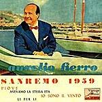 """Aurelio Fierro Vintage Italian Song Nº 31 - Eps Collectors, """"San Remo 1959"""""""