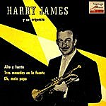 """Harry James & His Orchestra Vintage Dance Orchestras Nº 97 - Eps Collectors, """"The High And The Mighty"""""""