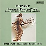 David Ward Mozart: Sonatas For Piano And Violin