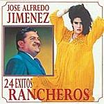 José Alfredo Jiménez 24 Exitos Rancheros