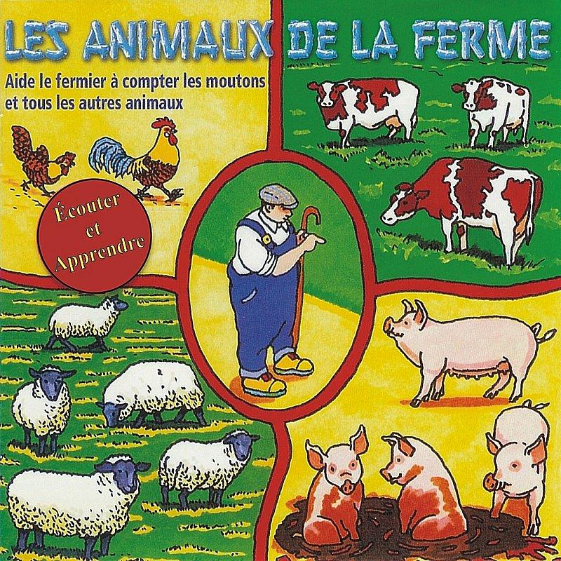 Cover Art: Écouter Et Apprendre - Les Animaux De La Ferme