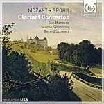 Seattle Symphony Mozart & Spohr: Clarinet Concertos