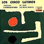 """Los Cinco Latinos Vintage Pop Nº 96 - Eps Collectors, """"Angelina'"""""""