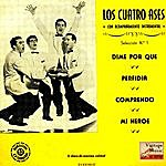 """The Four Aces Vintage Vocal Jazz / Swing Nº 56 - Eps Collectors, """"Perfidia"""""""