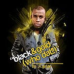 K. Gates Black & Gold (Who Dat!!)