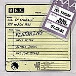 The Vapors BBC In Concert (7th March 1981)