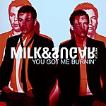 Milk & Sugar You Got Me Burnin' (8-Track Maxi-Single)