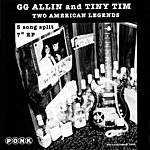 Tiny Tim Two American Legends - Split EP