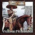Vicente Fernández Tesoros Musicales