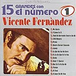 Vicente Fernández 15 Grandes Con El Número Uno