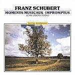 Jenő Jandó Schubert: Moments Musicaux - Impromptus