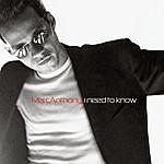 Marc Anthony I Need To Know (2-Track Single)