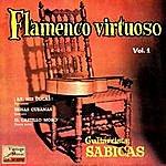 "Sabicas Vintage Flamenco Guitarra Nº 15 - Eps Collectors, ""Flamenco Virtuoso"""