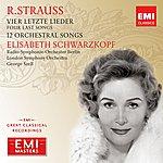 Elisabeth Schwarzkopf R. Strauss: Four Last Songs (1997 Remaster)