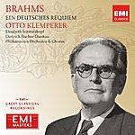 Otto Klemperer Brahms: Ein Deutsches Requiem (1997 Remaster)
