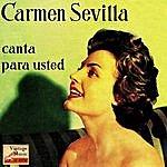 "Carmen Sevilla Vintage Spanish Song Nº 83 - Eps Collectors, ""Carmen Sevilla Canta Para Usted"""