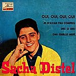 "Sacha Distel Vintage French Song Nº 65 - Eps Collectors, ""Oui, Oui, Oui, Oui"""