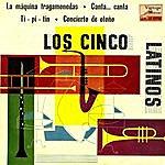"""Los Cinco Latinos Vintage Pop Nº 94 - Eps Collectors, """"Jukebox'"""""""