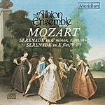 Albion Mozart: Serenades In C Minor & E-Flat