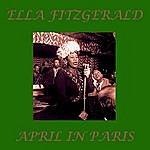 Ella Fitzgerald April In Paris