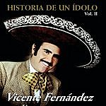 Vicente Fernández Historia De Un Idolo Vol.II