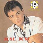 José José 15 Exitos De Oro