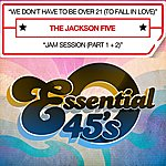 Jackson 5 We Don't Have To Be Over 21 (To Fall In Love) (Digital 45)