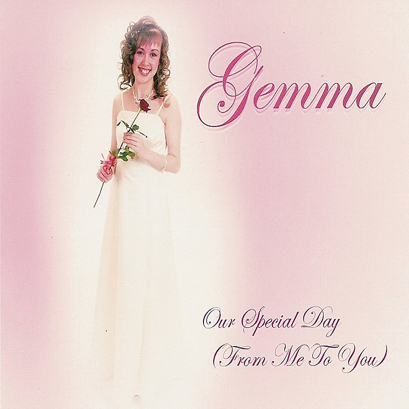 Cover Art: Our Special Day (From Me To You)(2-Track Single)