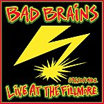 Bad Brains Live At The Fillmore 1982