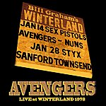 The Avengers Live At Winterland 1978