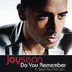 Jay Sean Do You Remember (Single)